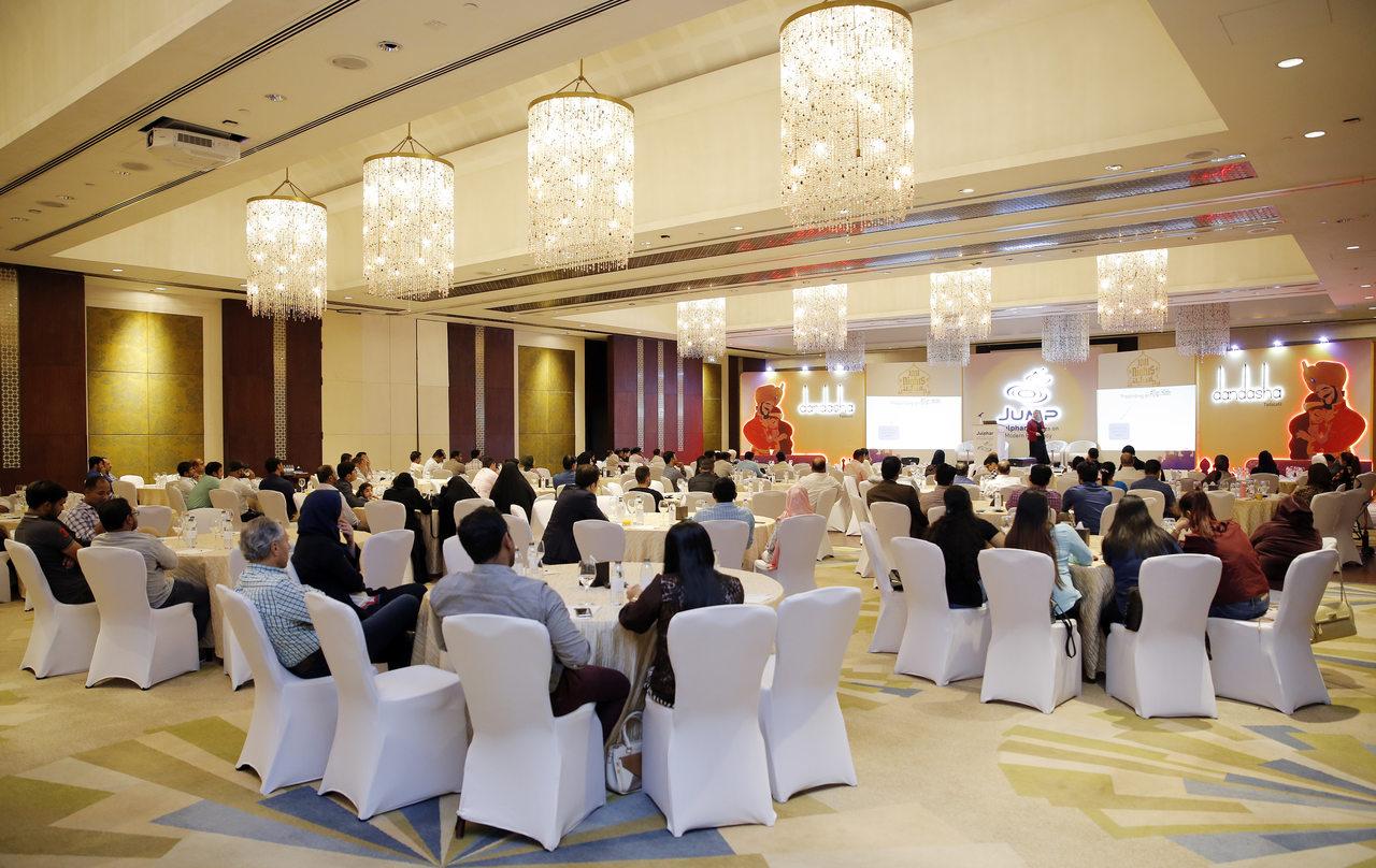 """Julphar continues """"JUMP"""" CME for pharmacists in Dubai"""