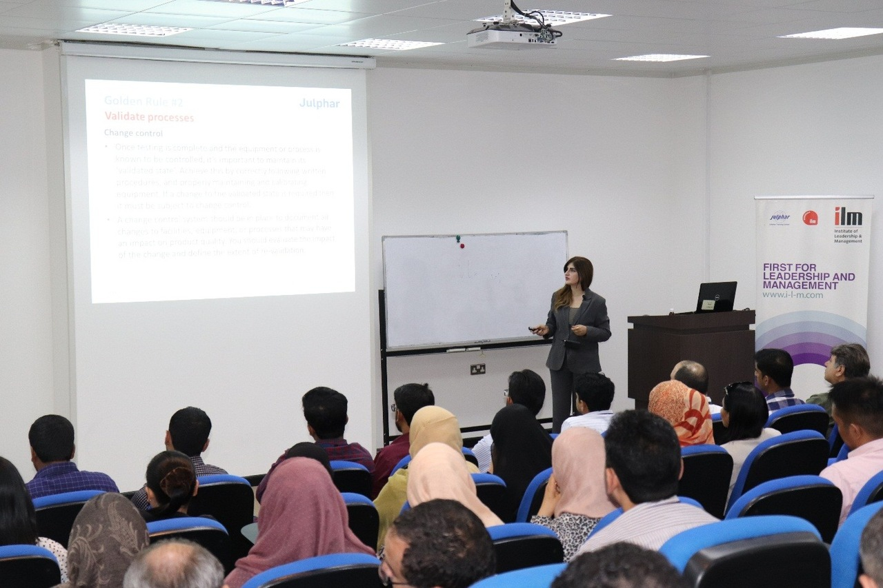 Current Good Manufacturing Practices & Safety Awareness Training