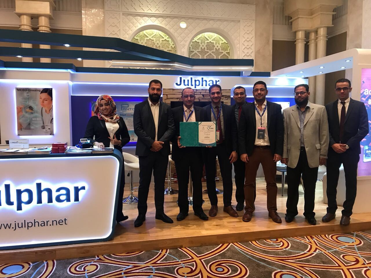 Julphar participated in 2nd International Conference on Acute Medicine