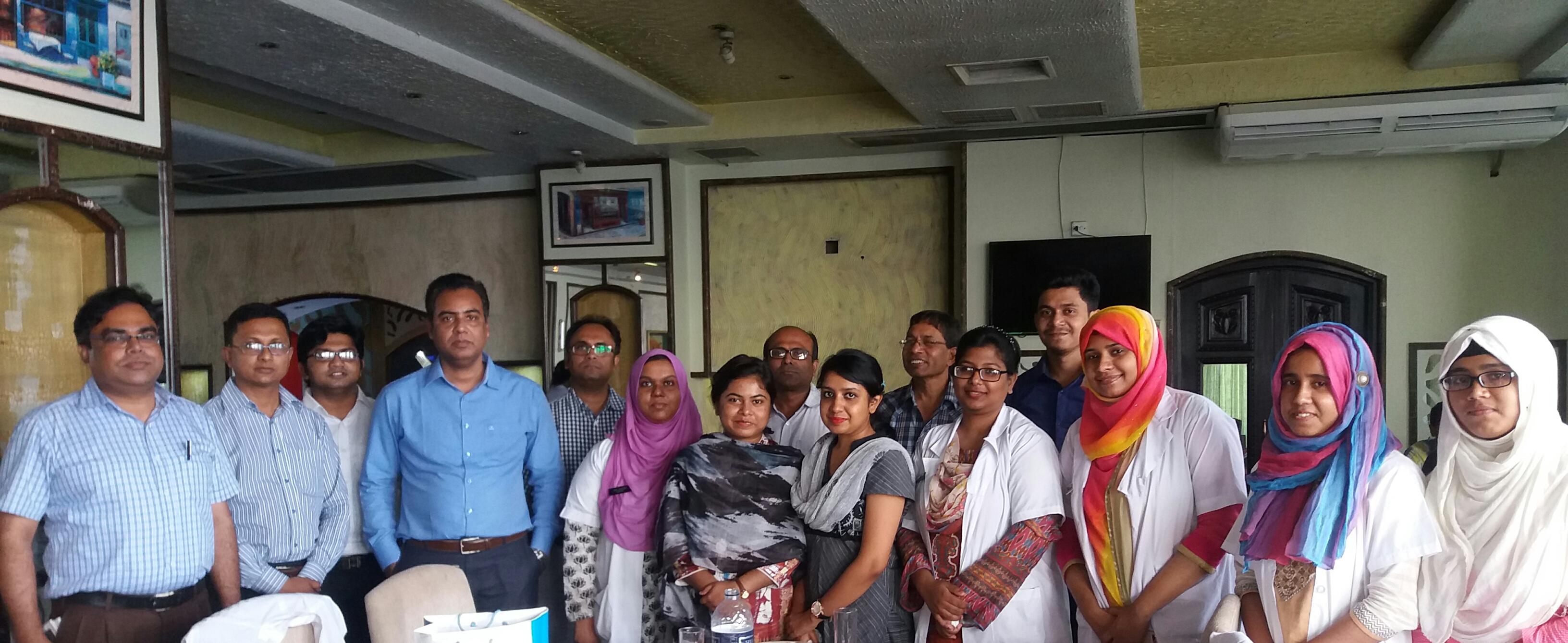 "Julphar Bangladesh Holds CME on ""EASL 2017 Clinical Practice Guidelines on the Management of Hepatitis-B Virus Infection"""