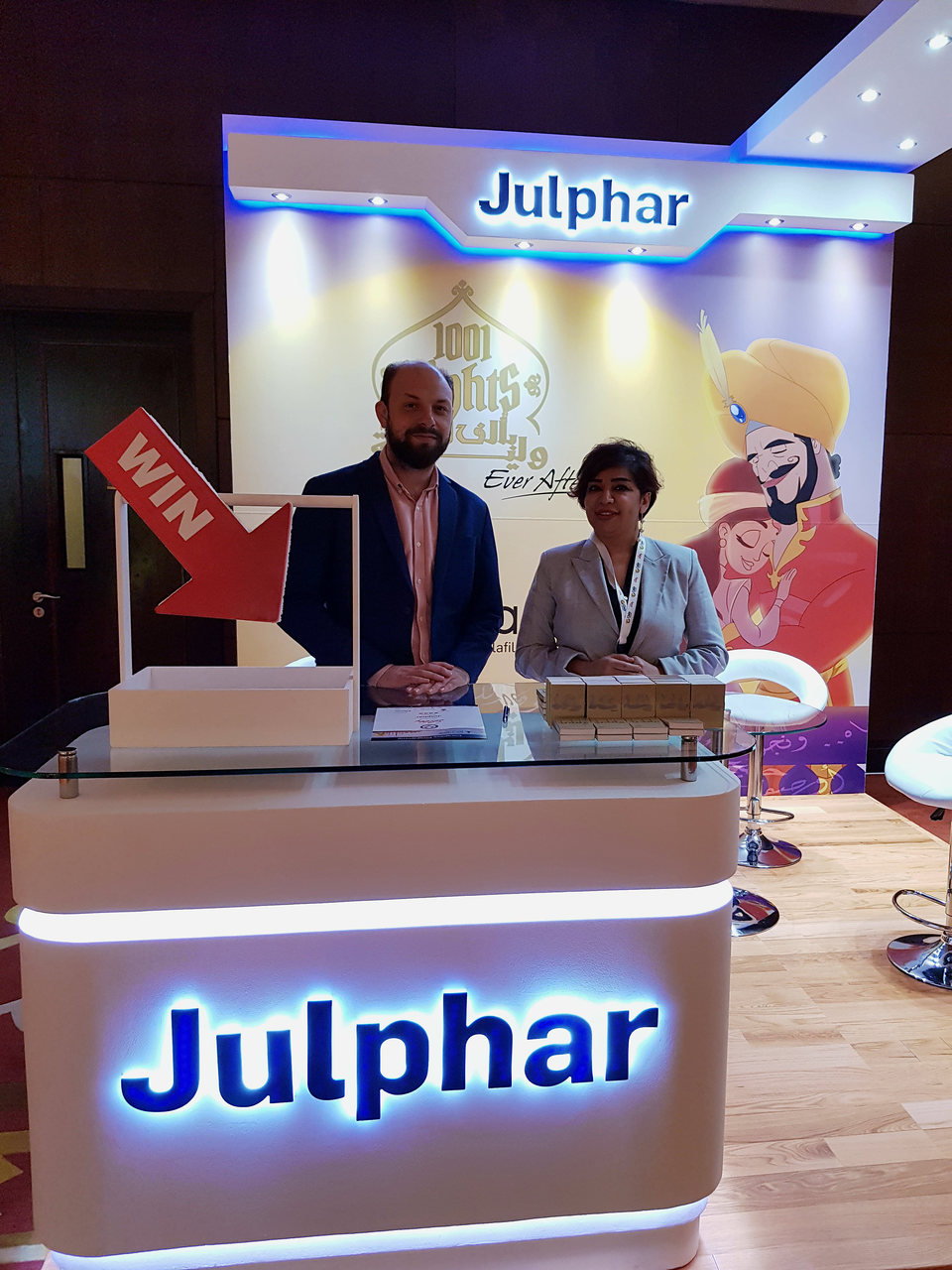 Julphar participates in Arab International Man's Health