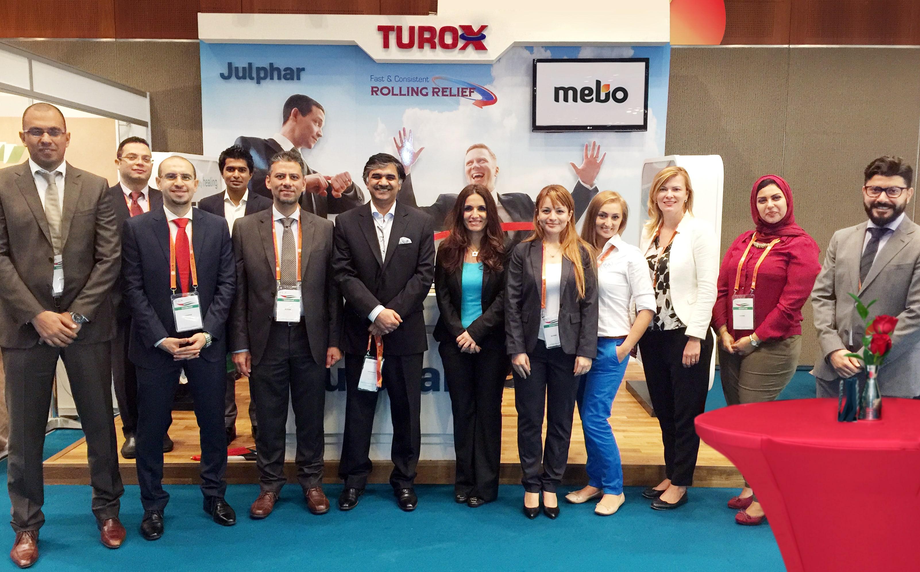 Julphar sponsors ICJR Middle East 2016
