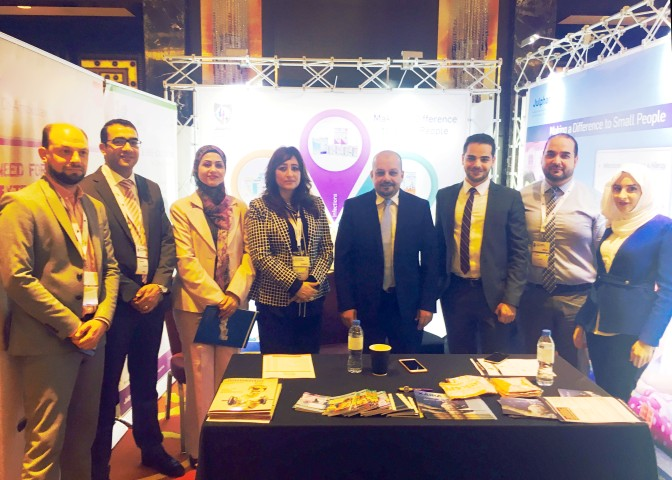 Julphar participates in the Arab Paediatric Medical Congress