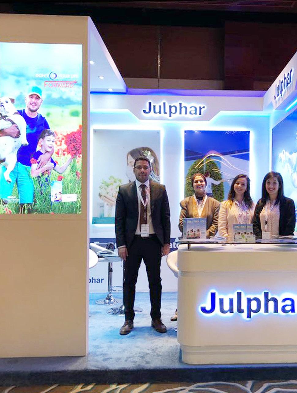 Julphar participates in the 8th edition of EROC