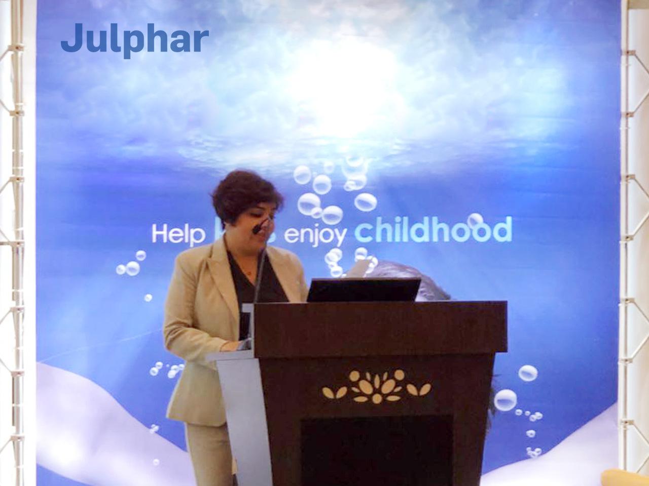 Julphar holds Pulmonary Disorders Management Workshop