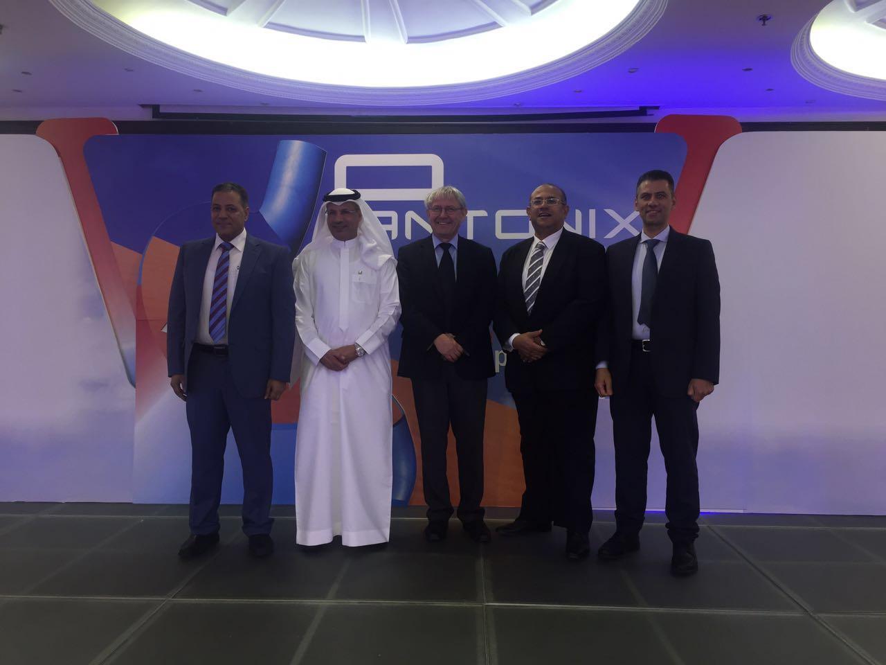 Smart acid suppressor vial launched in KSA