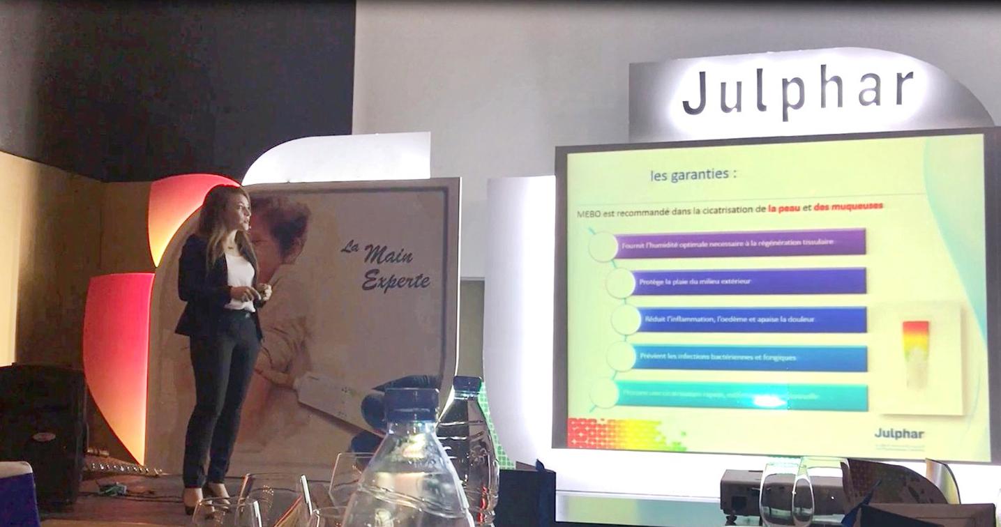 Julphar launches MEBO in Senegal