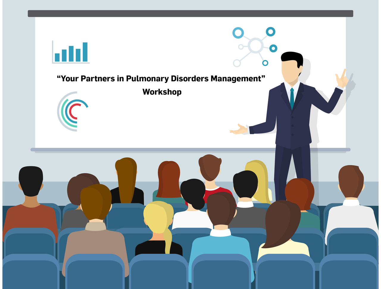 """""""Your Partners in Pulmonary Disorders Management"""" Workshop"""