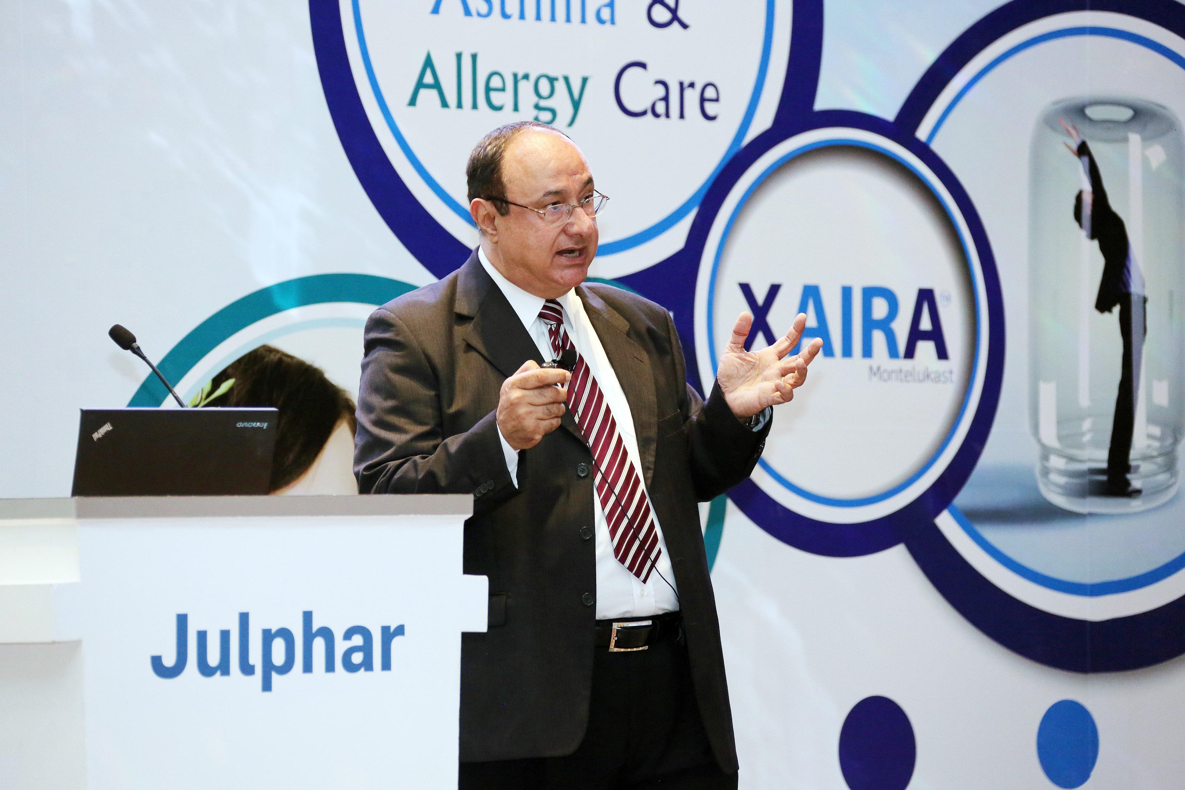 Julphar's Asthma & Allergy Awareness Day hosted in Dubai