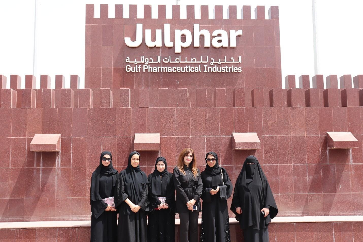HCT Emirati Students Visit
