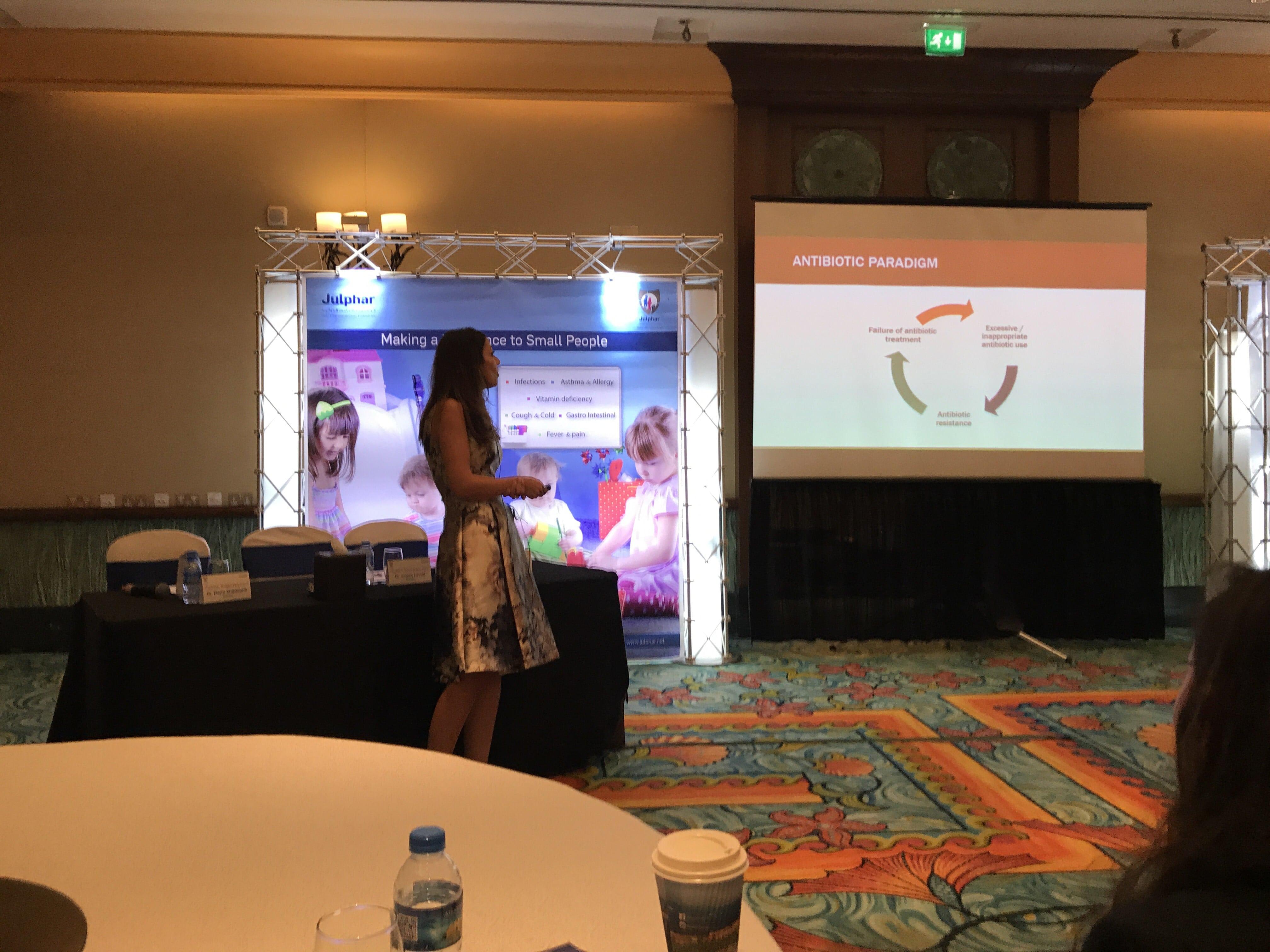Julphar launches the 1st Pediatric Respiratory Care Workshop